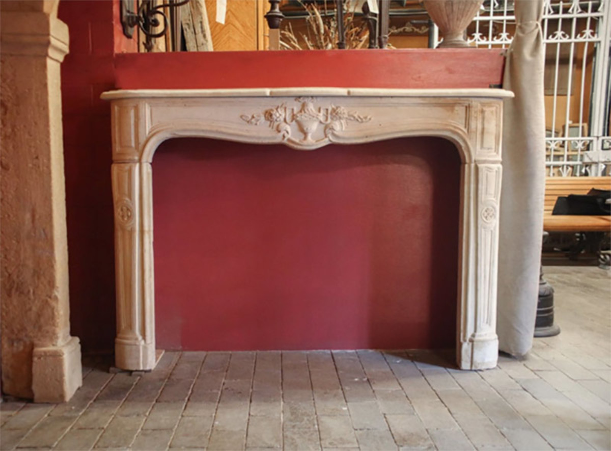 architectural accents company louis xv mantel
