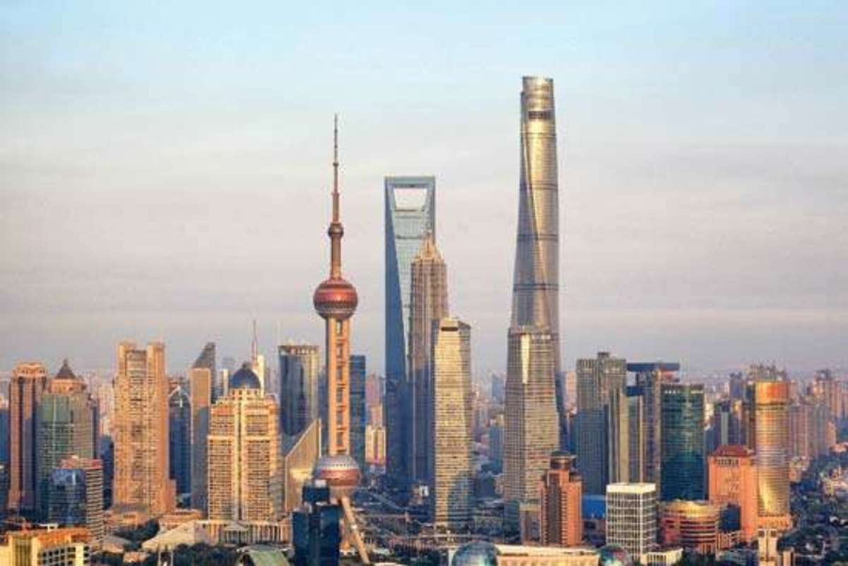 Shanghai, where commerce reigns