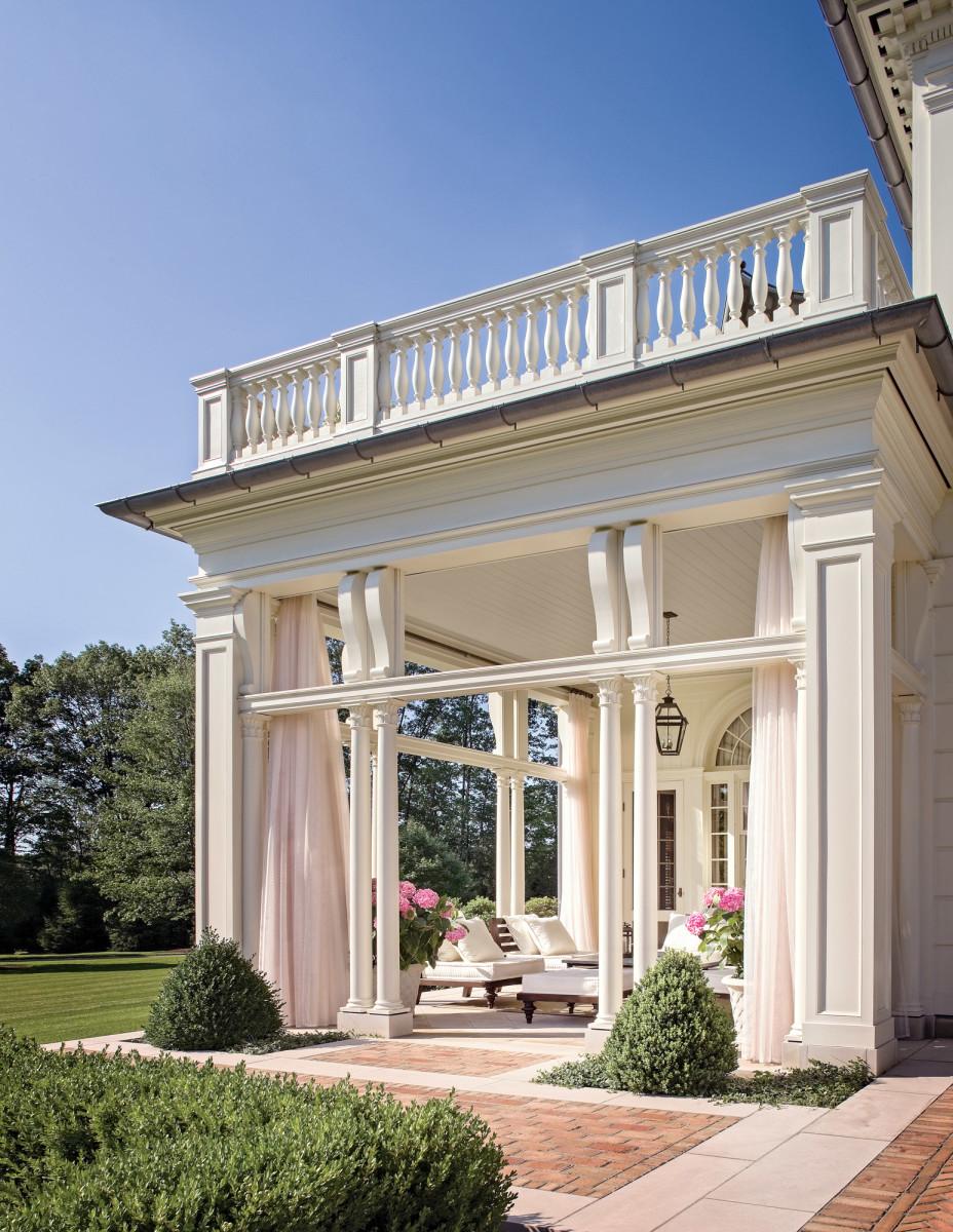 Home designed by Mark Ferguson.
