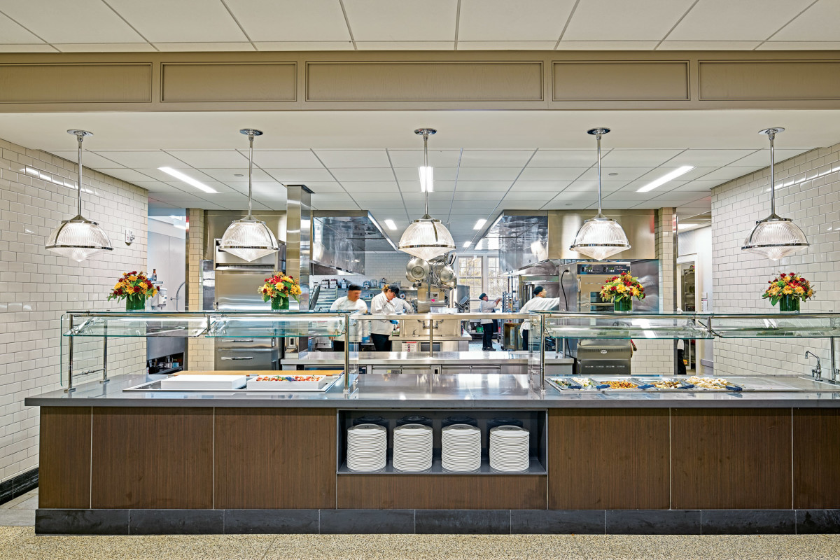Dining Hall at Millbrook