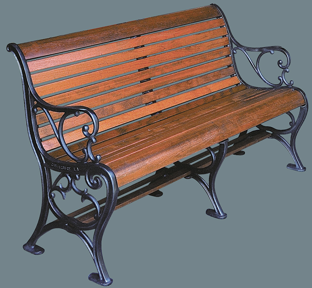 canterbury outdoor bench