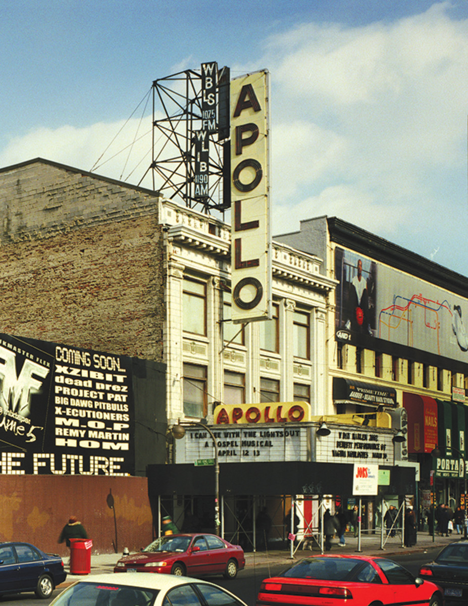 The Restoration Of Harlem S Apollo Theater Traditional