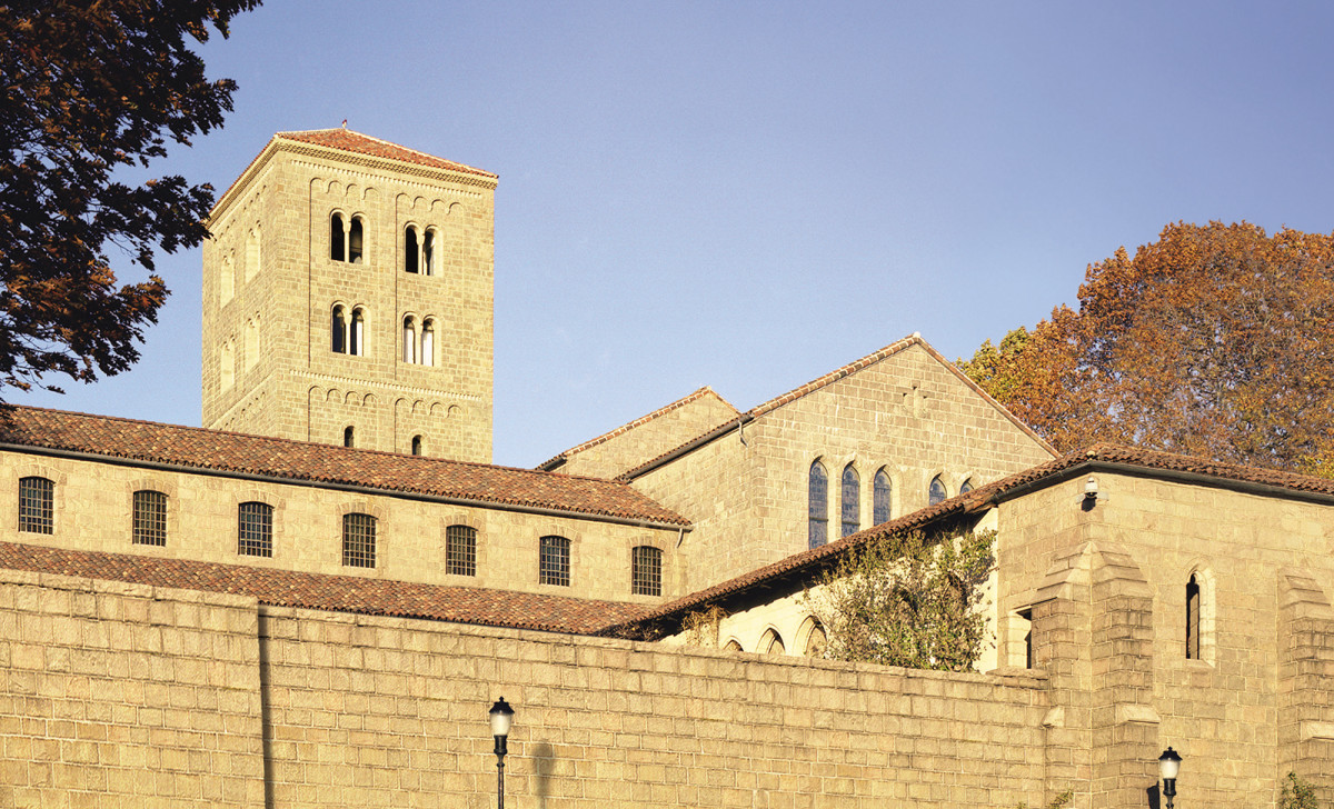 Restoration Of The Cloisters In New York City
