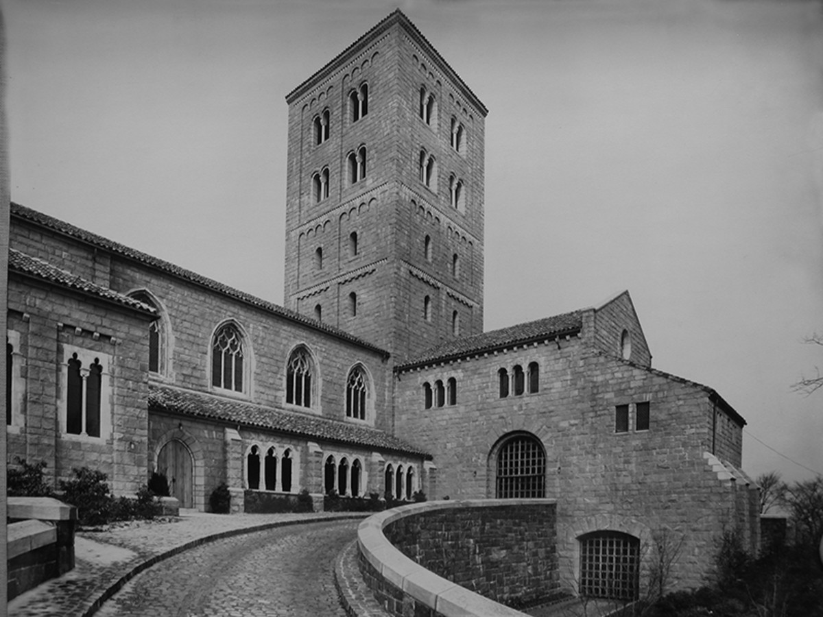 the cloisters new york city