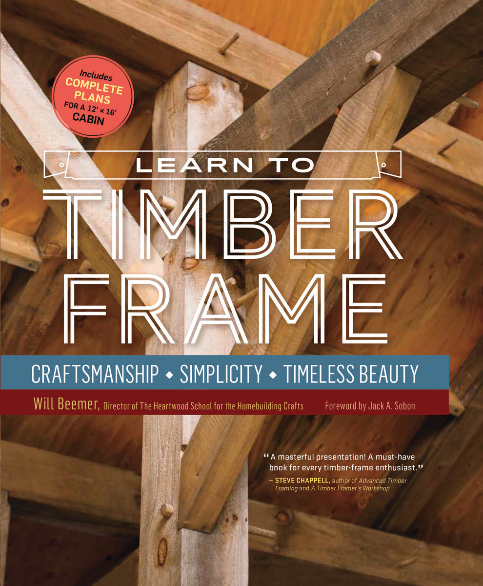 Learn To Timber Frame book