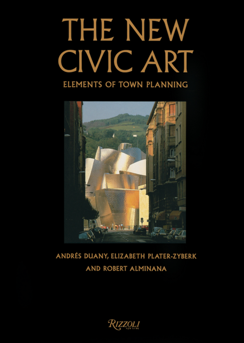 Cover, The New Civic Art, by Andres Duany, Elizabeth Plater-Zyberk