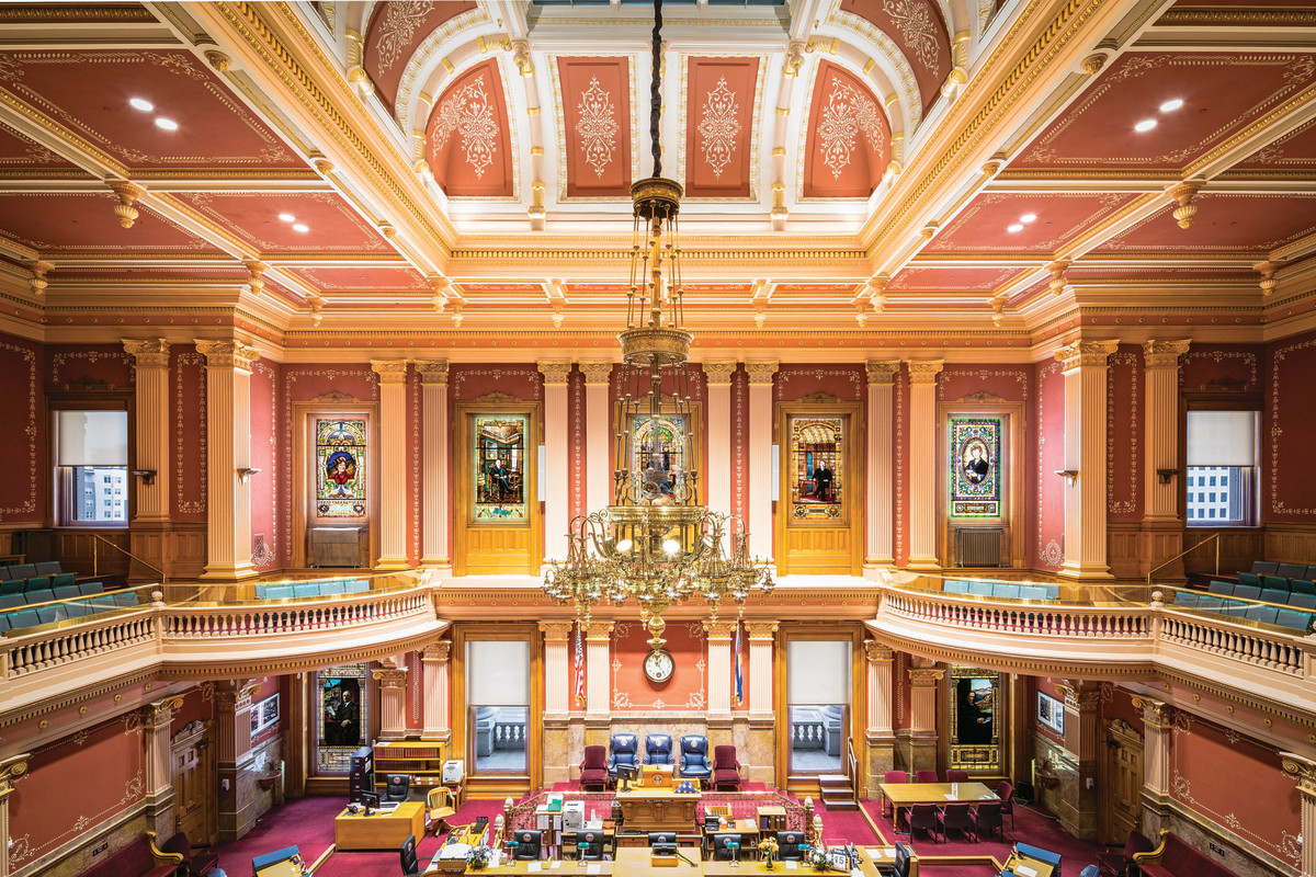 Renovated Colorado Senate