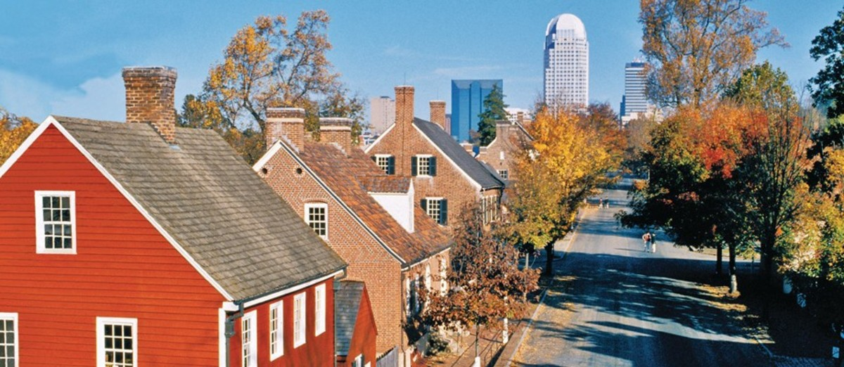 winston salem historic district