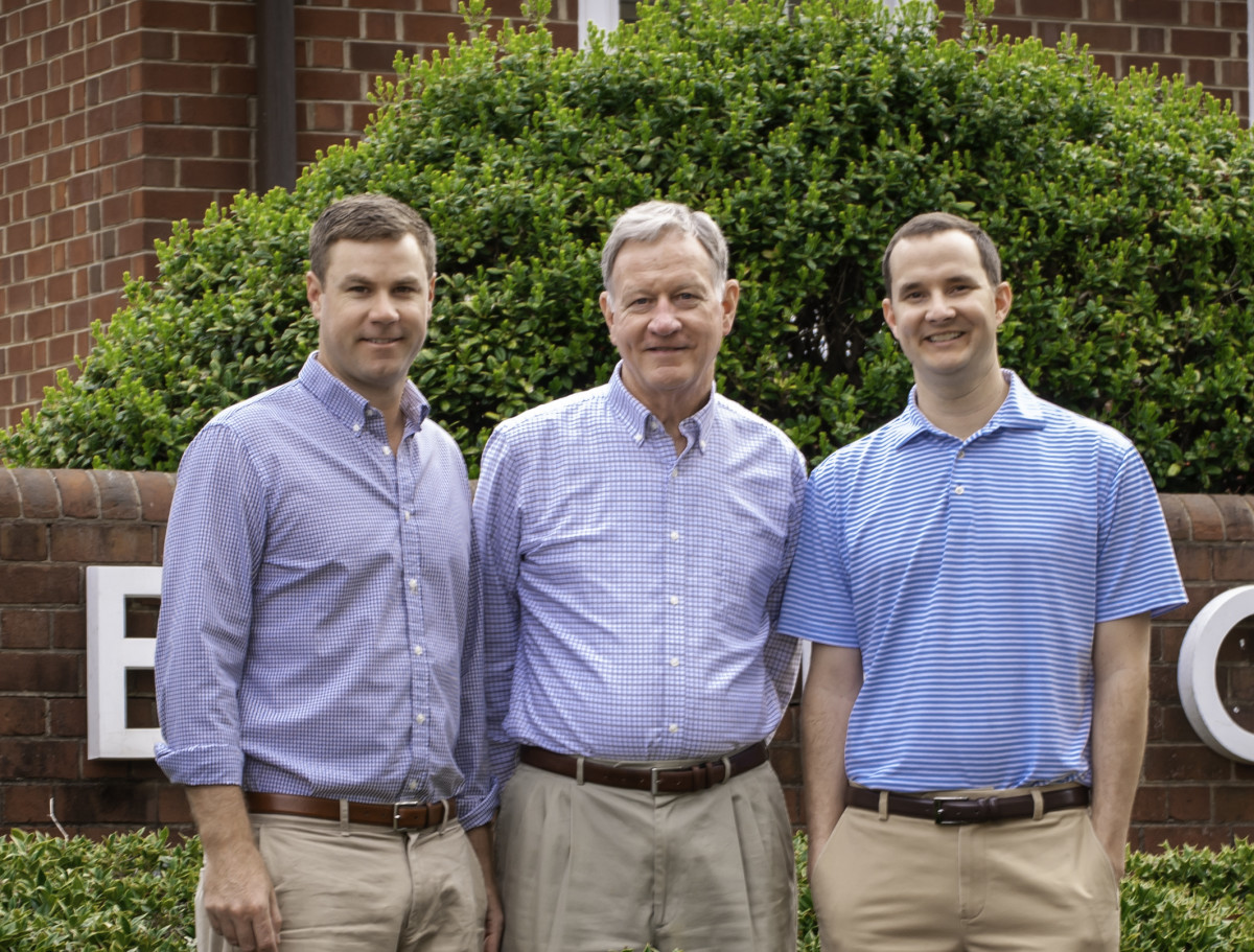 Fletcher Steele, president of Pine Hall Brick Company, the world's largest manufacturer of clay pavers, has been awarded a Family Business Award by the Triad Business Journal in recognition of longevity in business across four generations of his family.