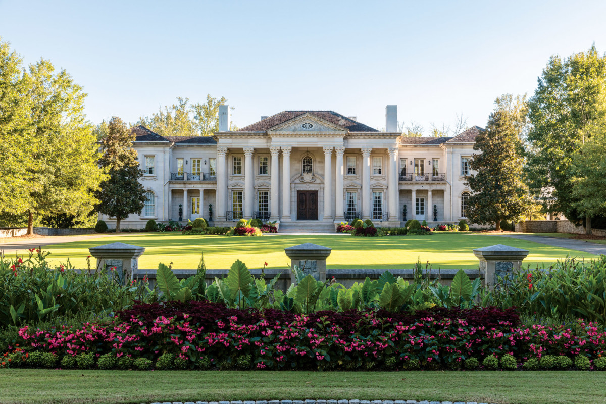 Beaux-Arts Estate, 2019 Palladio Award Winner