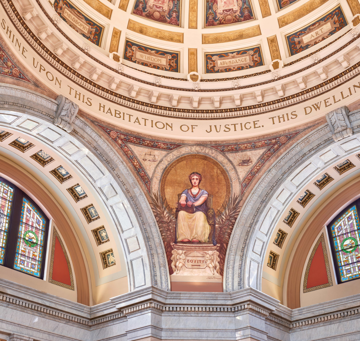 2016 Palladio Awards New Mediterranean Style Traditional: John Canning & Co.: Luzerne County Courthouse