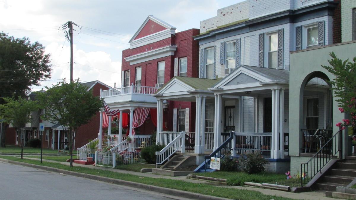 Randolph Neighborhood RVA UDA design