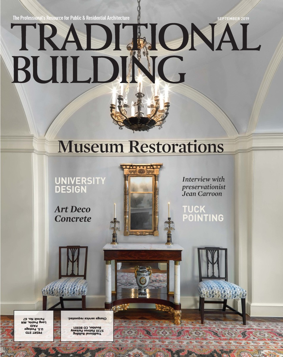 Traditional Building magazine