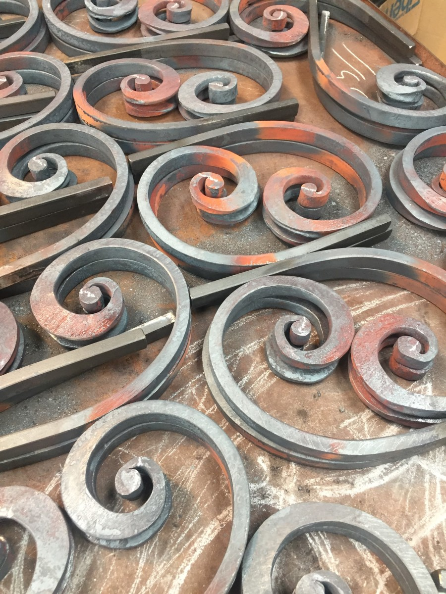 decorative metal