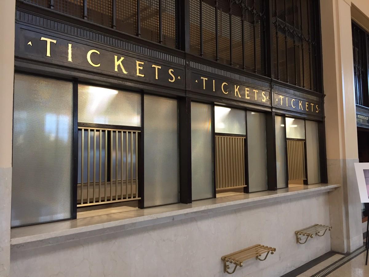 Winston-Salem Union Station