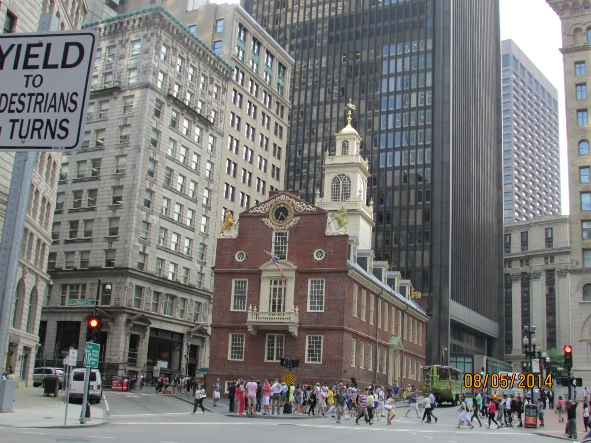 Thomas Joy et al, Old State House, Boston, 1713