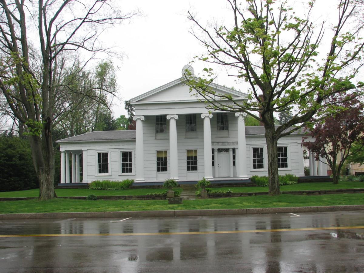 Menard Lafevre Avery-Downer House 1842