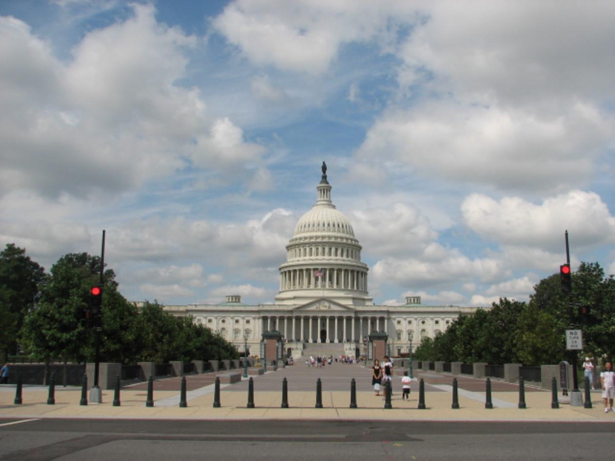 6. U.S. Capitol