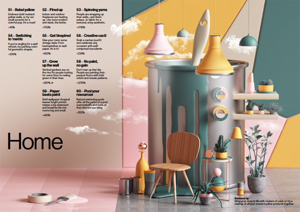 Pinterest's 2019 Trends Report