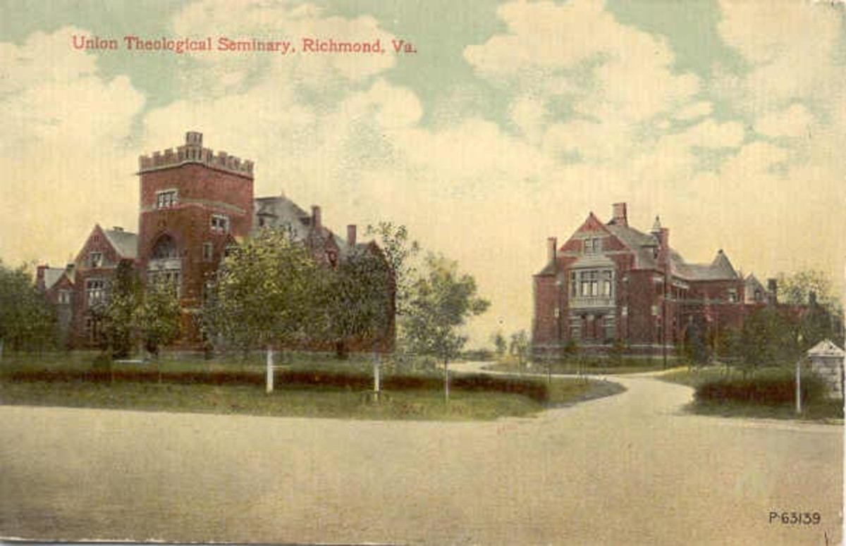 Seminary in 1910