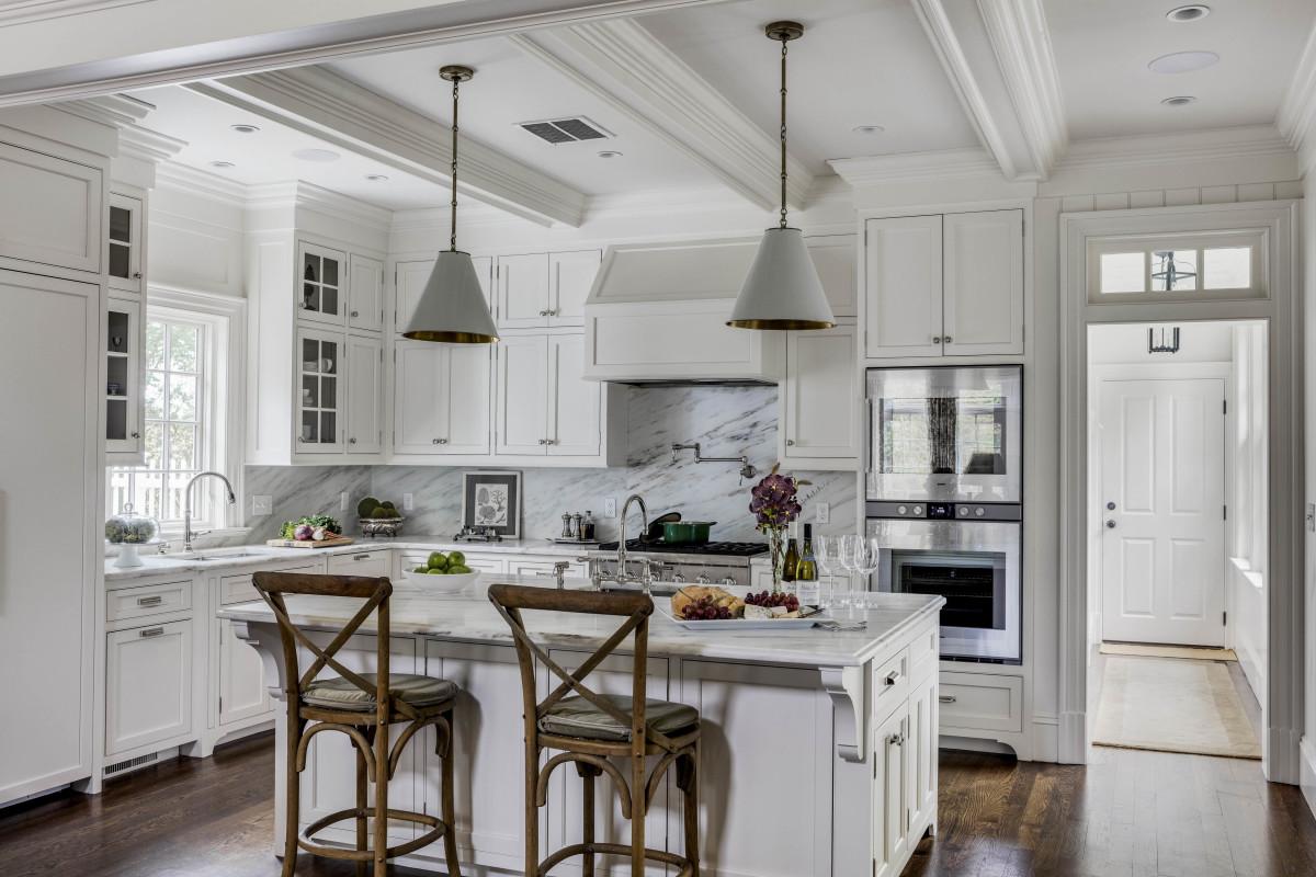 "Patrick Ahearn Architect for ""New Concord Farmhouse"""