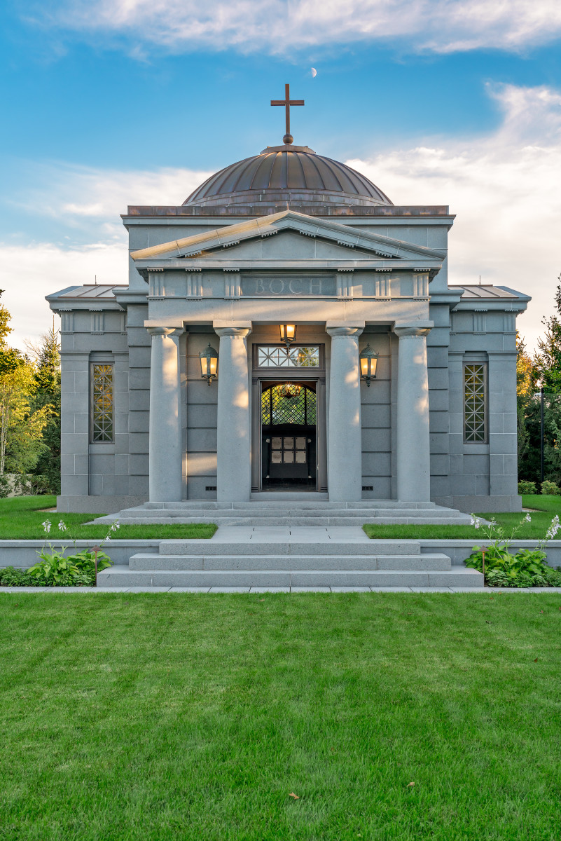 """Eric Inman Daum, Architect for """"Private Chapel"""""""
