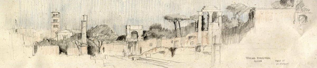 """""""Forum Romanum"""""""