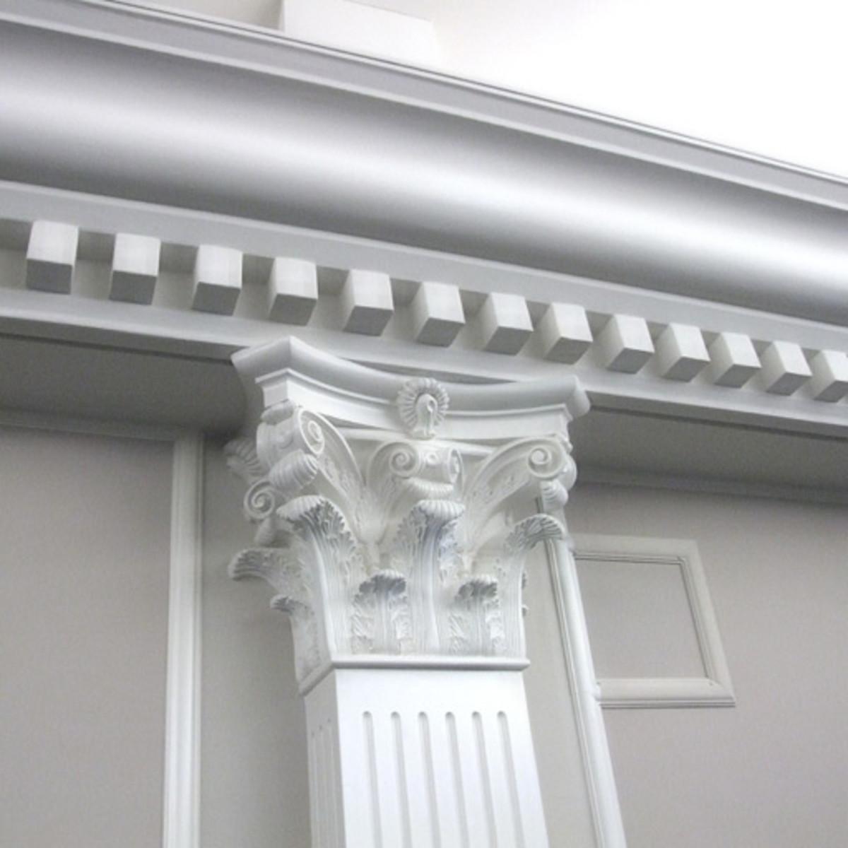 GFRC plaster from Stromberg