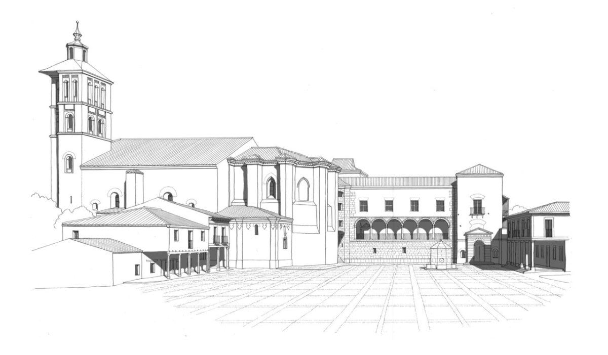 Restoration of the Main Square and Palace of Grajal de Campos