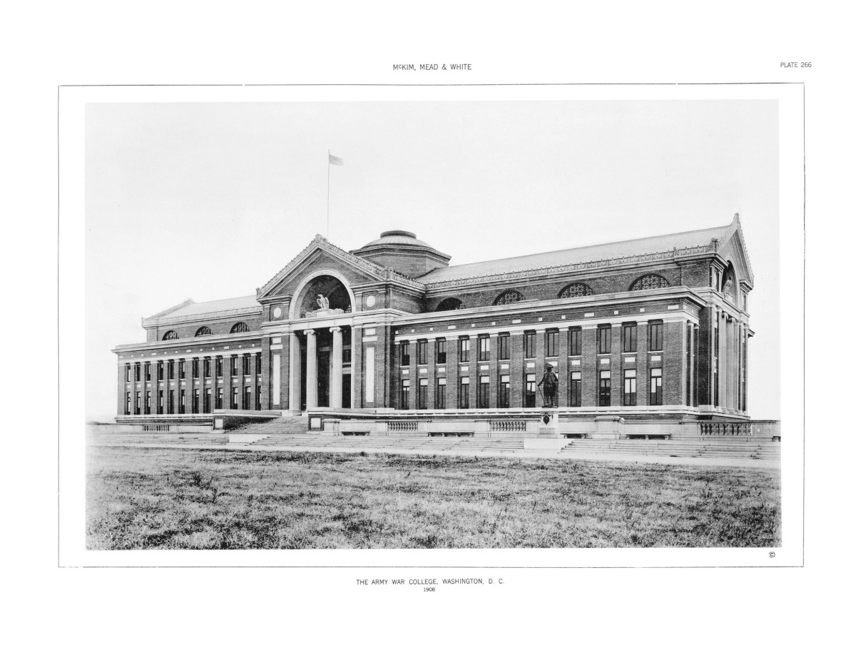 The Army War College, Washington, D.C. (1908)