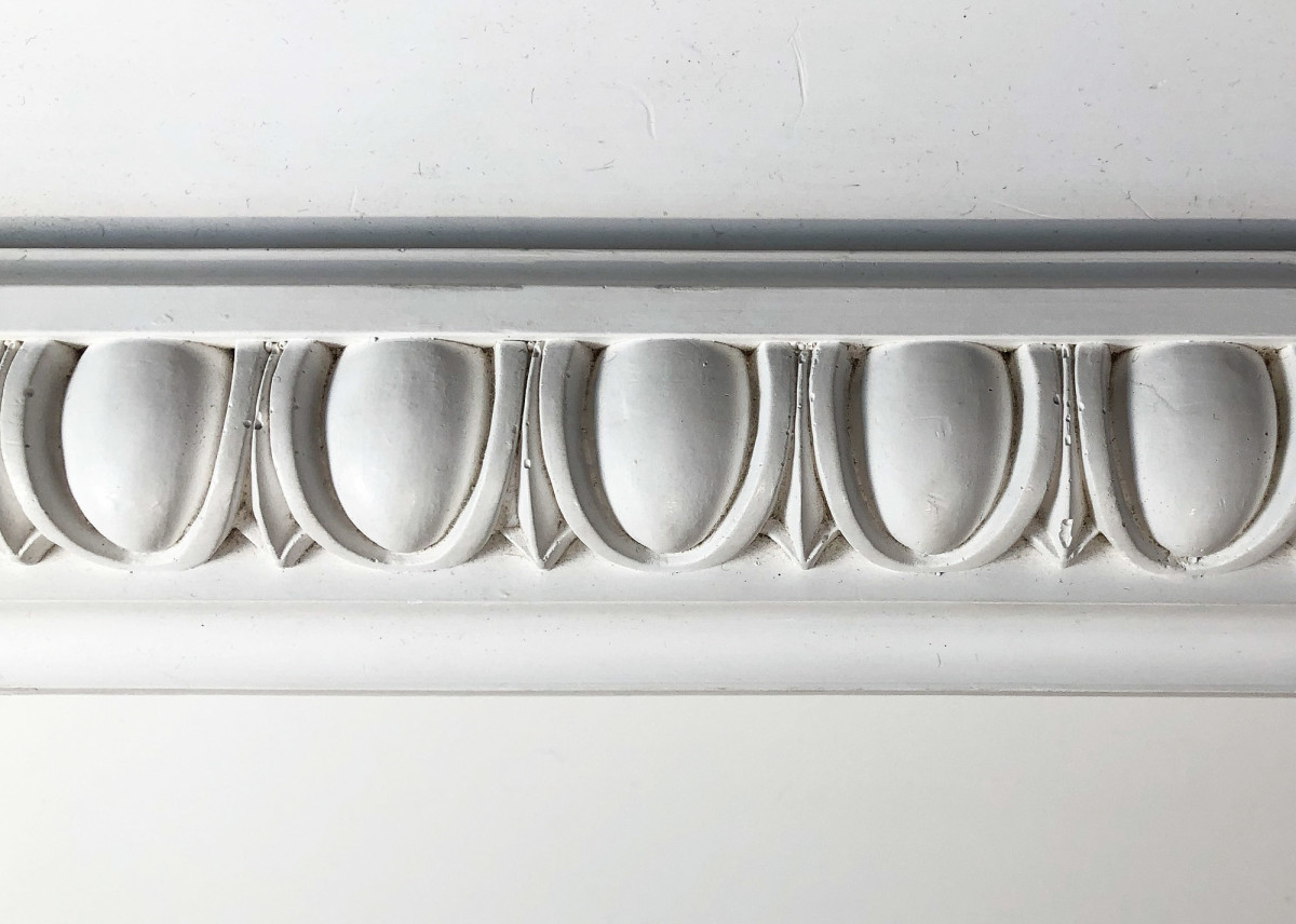 egg and dart molding, classical architecture