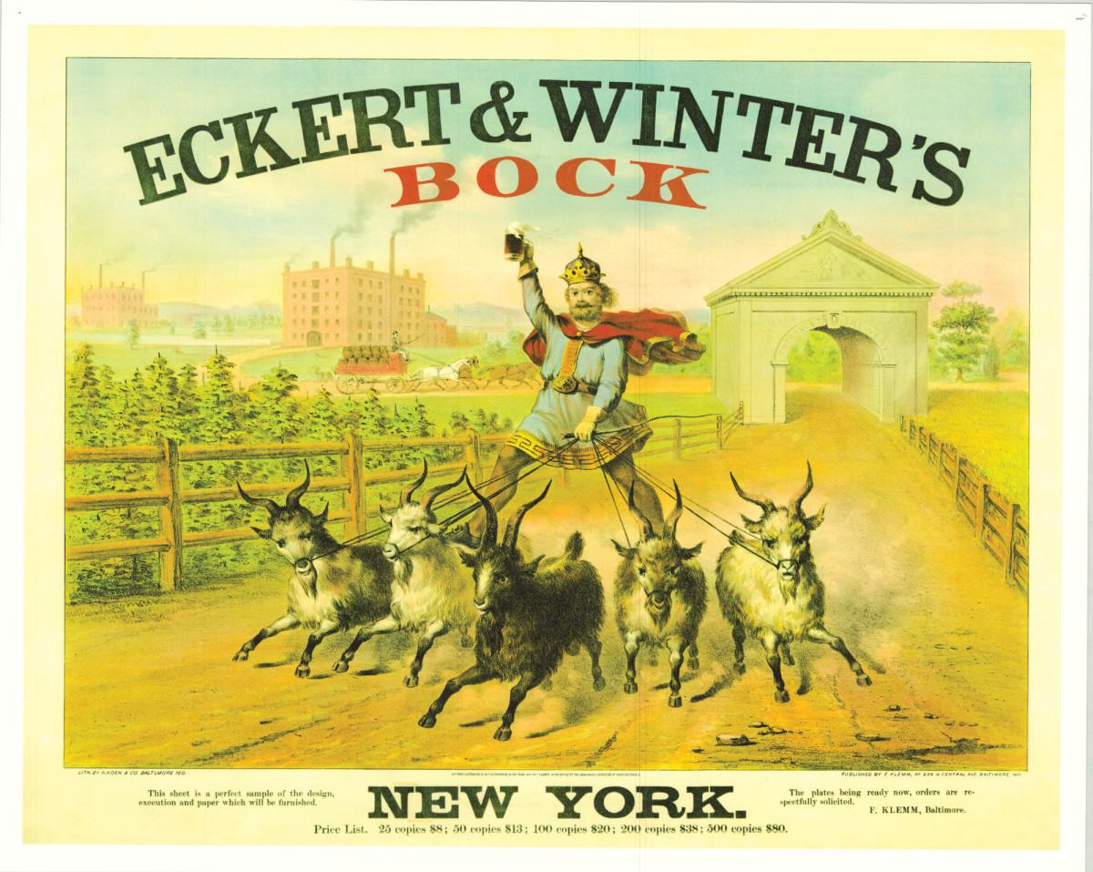 Eckert Winters poster