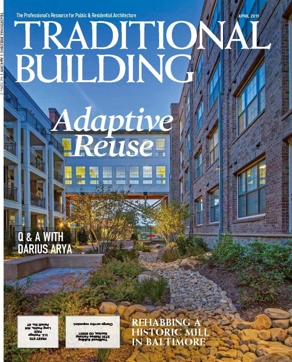 Our April 2019 issue