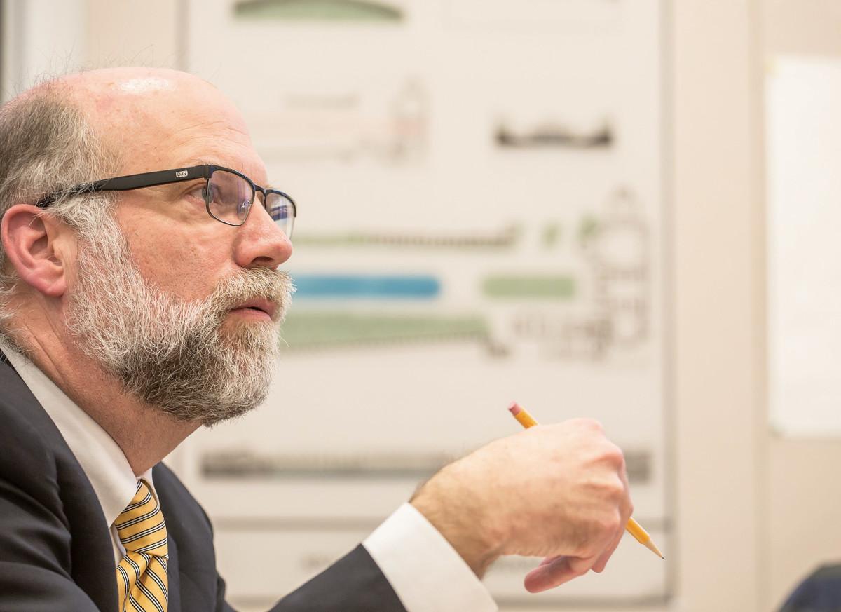 Steven Semes, architecture professor