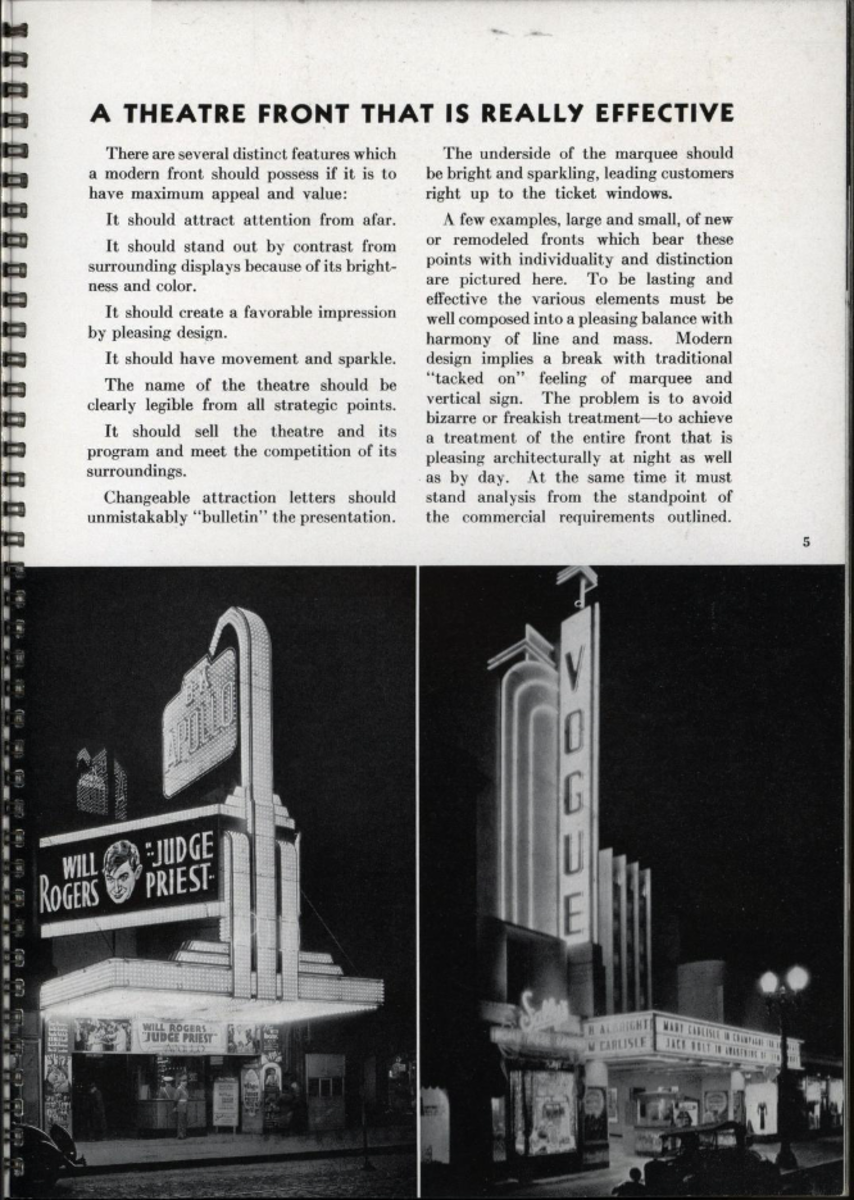 Theatre lighting. 1938 General Electric Co., Cleveland OH