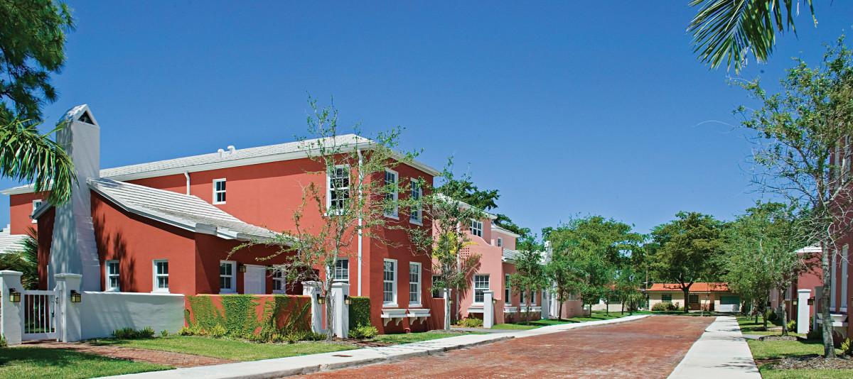 Bermuda Village, Coral Gables