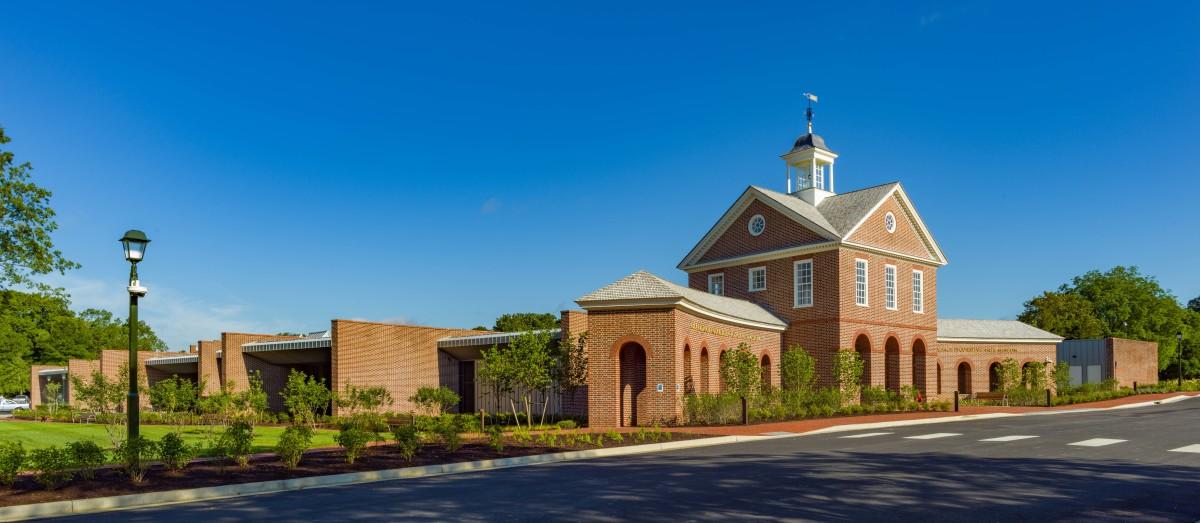 Colonial Williamsburg, Dixie D. Wolf Pavilion