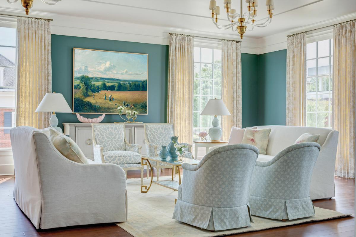 Harper Howey Interiors living space