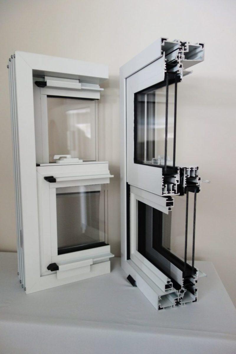 SCW4000 Series window