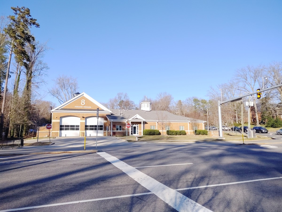 Tuckahoe Fire Station
