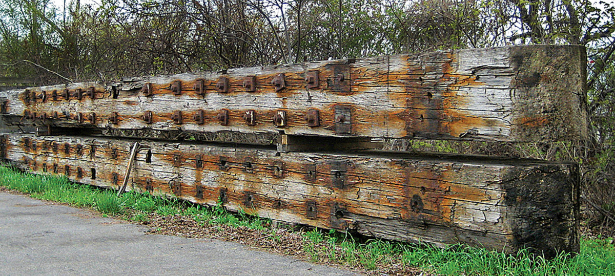 welland canal timbers reclaimed new energy