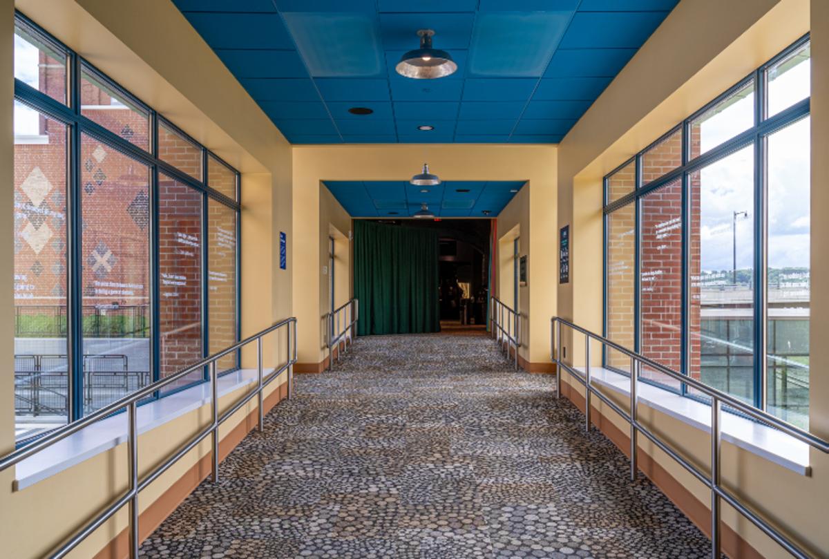 Hope's Landmark175™ Series steel windows with Thermal Evolution™ technology
