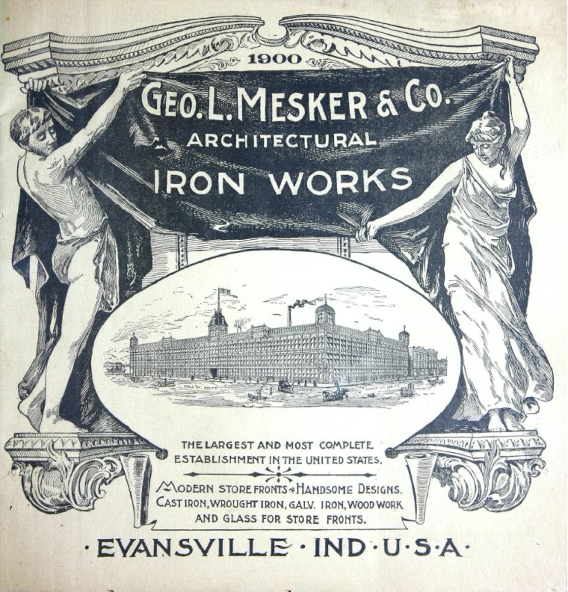 Geo. L. Mesker & Co., Architectural Iron Works