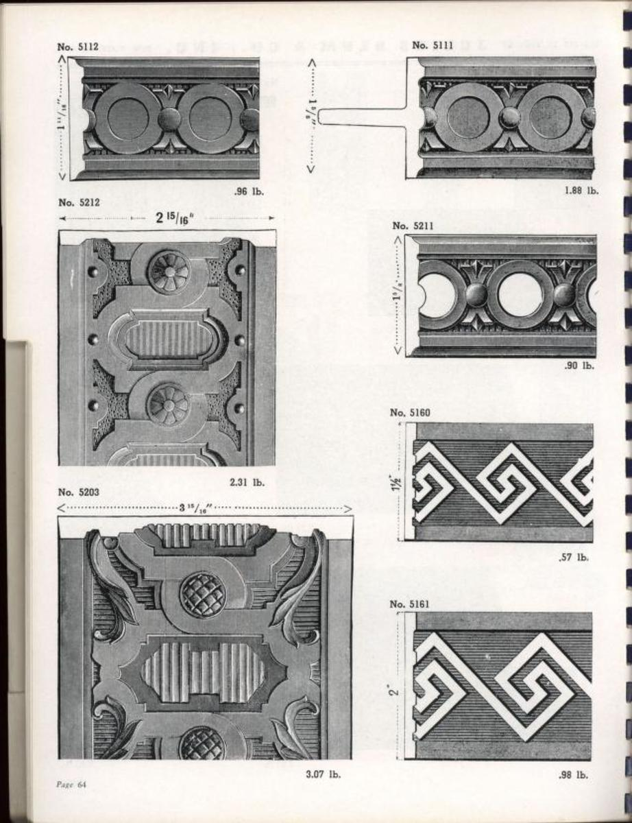 Catalog no. 5: Julius Blum & Co., 1946