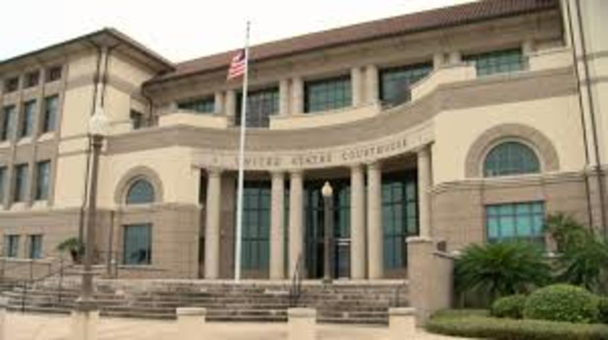 Federal Courthouse Corpus Christi TX