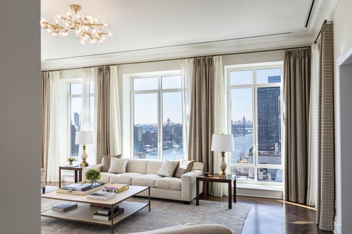 Manhattan living room, RAMSA