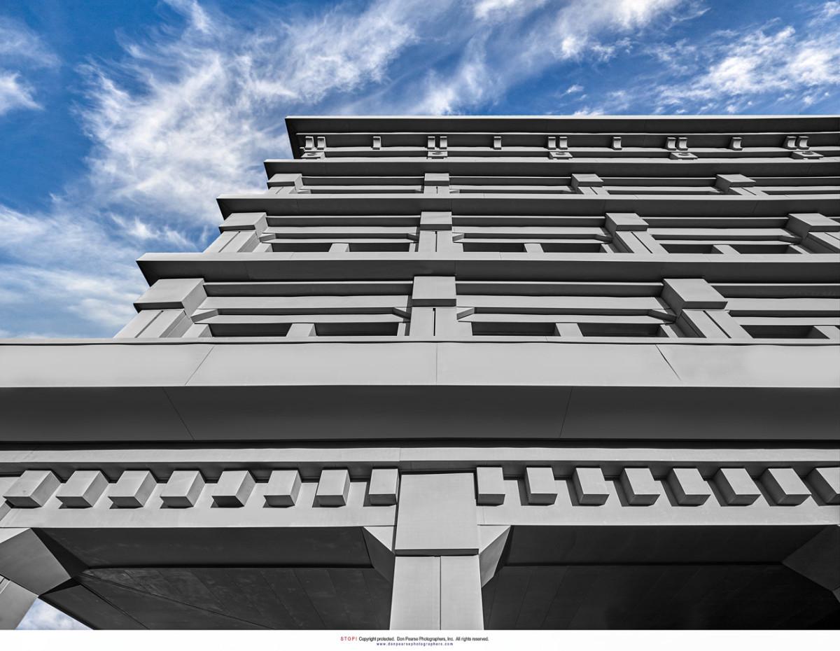 zinc building, Marchetto Higgins Stieve, The Metropolitan Lofts