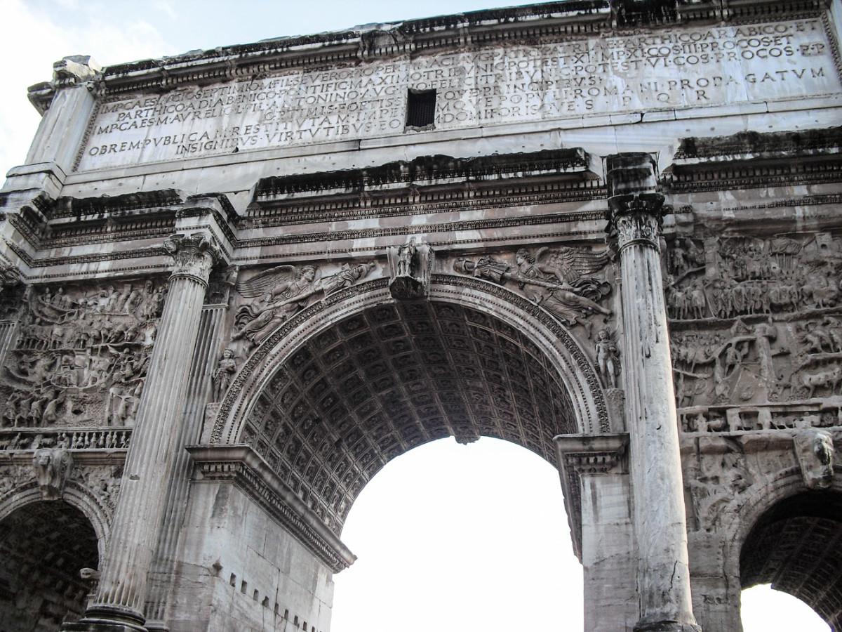 Roman Arch of Constantine