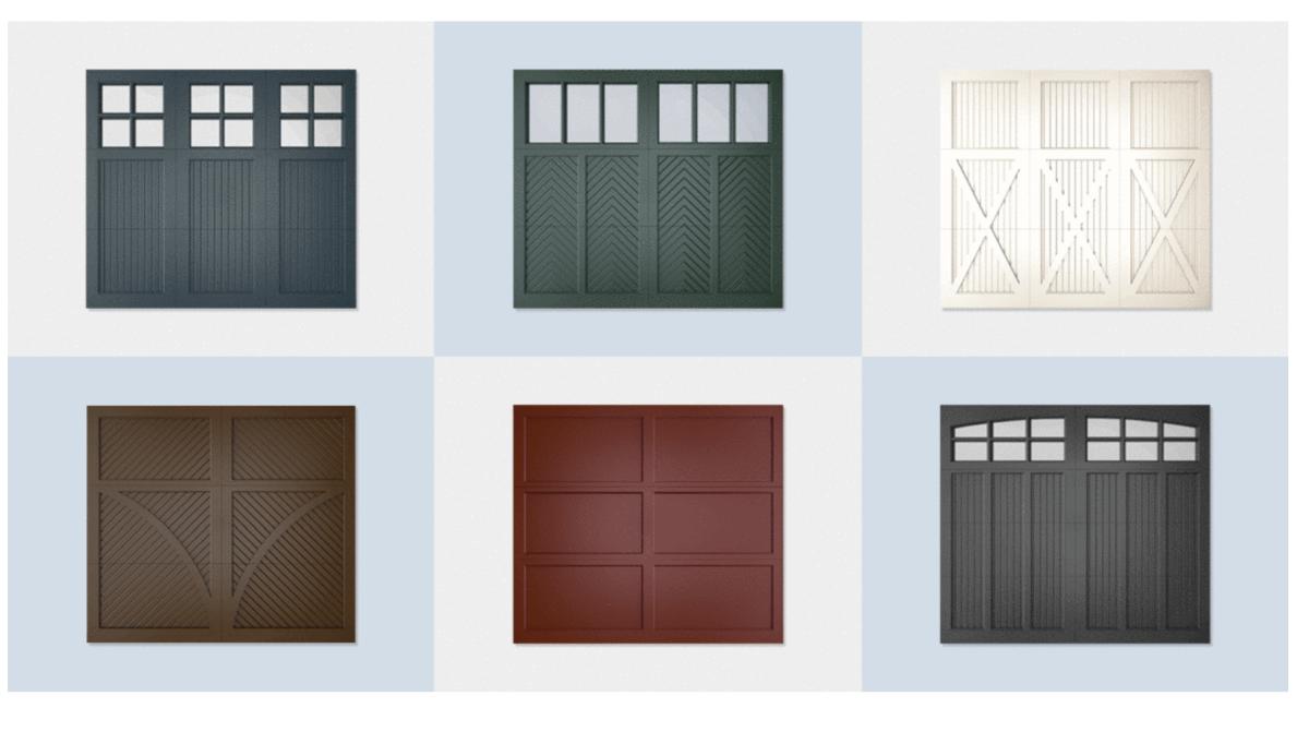 Timberlane garage doors