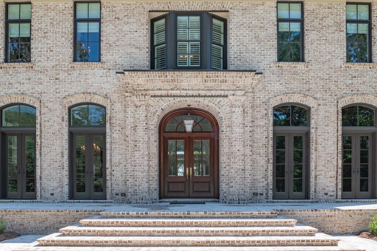 Custom Residential Home, brick home